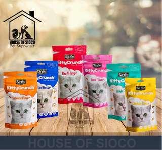 Kit Cat Kitty Crunch