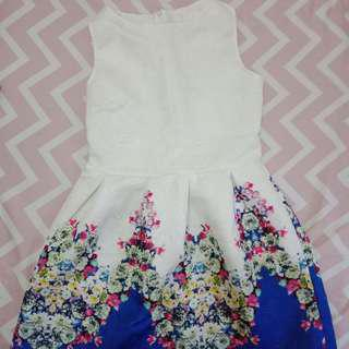 Semi casual Floral Dress