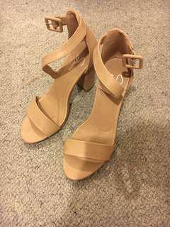 Spurr heels size 36