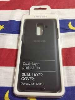 Samsung Galaxy A6+ 全新原裝電話殻