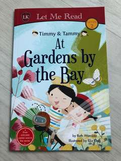 Timmy & Tammy at Gardens By the Bay