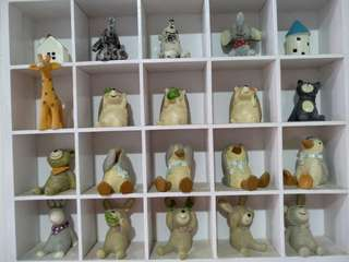 Cute animal ceramics Home decor hiasan rumah