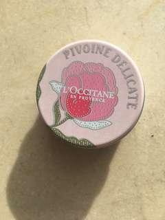 Authentic n New Loccitane Peach 🍑 Lip Balm 9g