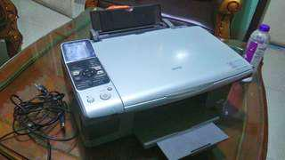 EPSON STYLUS CX5900 ALL IN ONE ( PRINT, COPY, SCAN ) ORIGINAL.