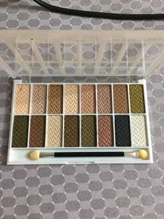 L.a colors Eyeshadow Palette