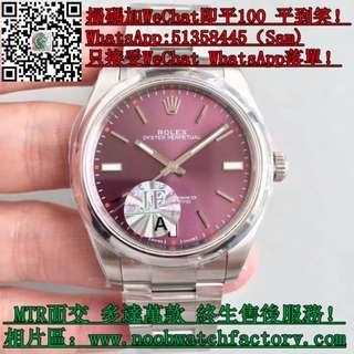 勞力士Rolex Oyster Perpetual 114300 玩具錶 39mm 面交 歡迎詢價!