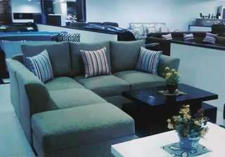 Sofa L Kredit Tanpa DP