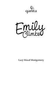 Emily Climbs (Ebook)