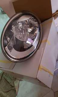 Volkswagen Beetle Headlights pair (L+R)