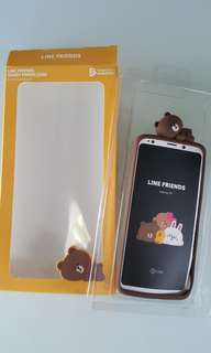 SAMSUNG【Galaxy S9】 LINE FRIENDS SMART PHONE CASE