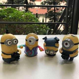 Minions Figurine Toys