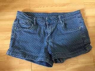 BHP girl's shorts