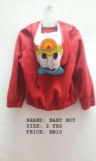 Sweater Baby Boy
