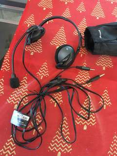 Microsoft Headsets with Microphone