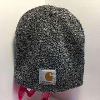 CARHARTT 美國製 毛帽 雪花黑白