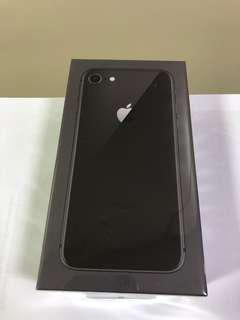 IPhone 8 64gb BRAND NEW SEALED