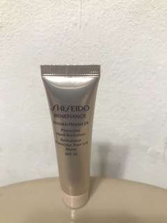 Shiseido beneficence protective hand revitalizer