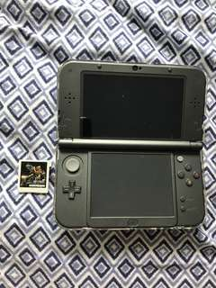 New 3DS XL console with sky card (bundle)