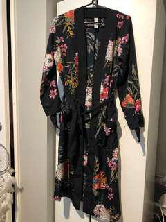 Night gown floral