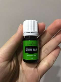 Young Living Oil Stress Away