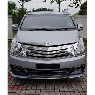 Hyundai Grand Starex Premium1