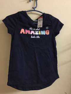 clothes 3-4yrs old 5t on tag