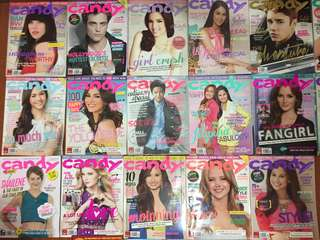 Candy Magazines