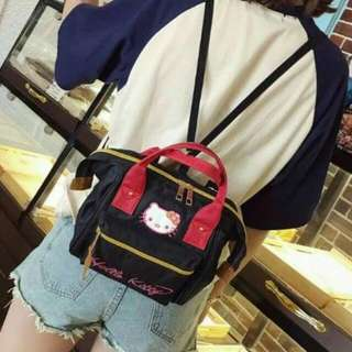 JK: Hello Kitty Backpack