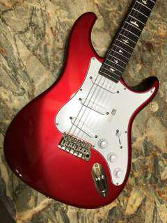 PRS Paul Reed Smith Silver Sky John Mayer Stratocaster Style