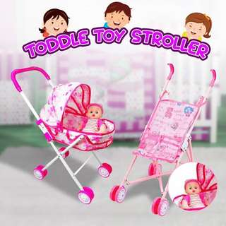 TODDLE TOY STROLLER