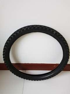 "Bicycle Wheel 20"" x 1.95 used"