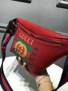 Gucci coco capitan waist bag
