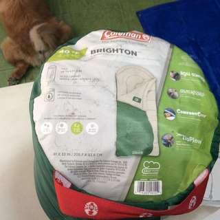 Coleman Brighton Sleeping Bag