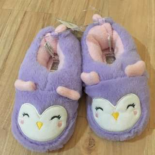 Carter's Fluffy Shoes