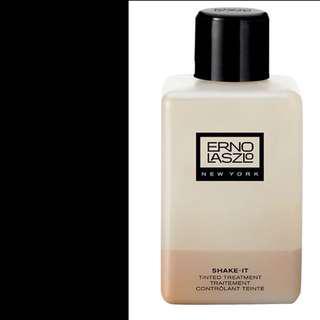 Erno Laszlo shake-it tinted treatment 塗上去的粉底爽膚水