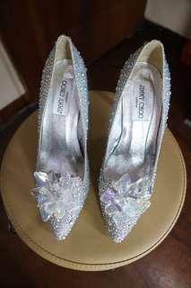 Jimmy Choo Cinderella Shoe