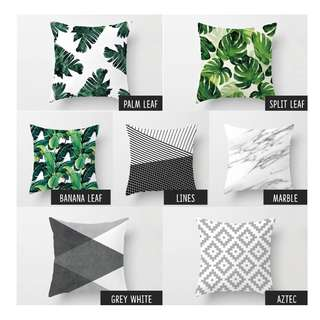 *INSTOCK* Cushion Covers