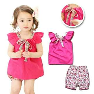 Baju set 4yr New