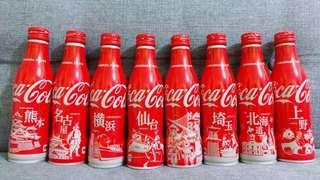 日本地區限定版可口可樂