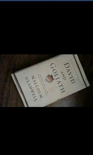 David and Goliath by Gladwell