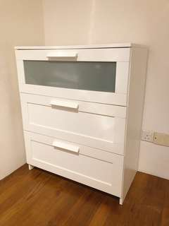 Chest of Drawers ikea brimes - Very good condition