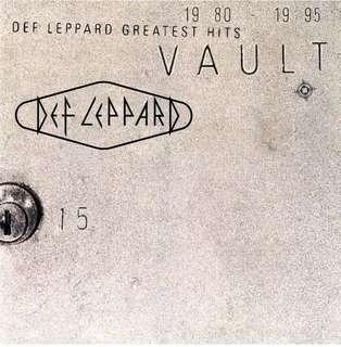 Def Leppard - Vault: Def Leppard Greatest Hits 1980-1995 Double Vinyl