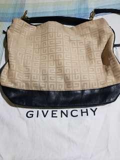 Preloved Givenchy Large Hobo Bag