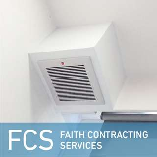 Ventilating / Exhaust Fan (Ceiling Mount) + Installation Services - Professional & Experienced