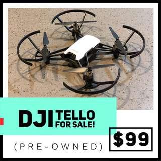 DJI Tello - Condition 9.5/10