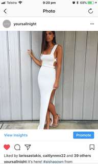 Zachary The Label Aisha Gown formal dress