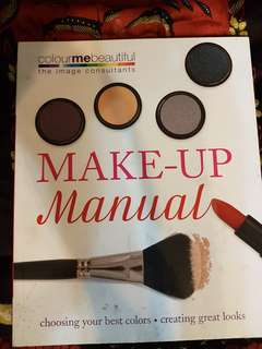 MUA: Make Up Manual