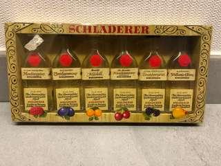 Schladerer wine miniature 酒版