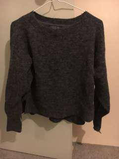 Forever new grey knit jumper