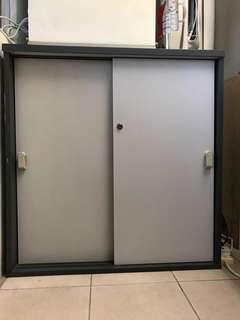 Half height swing door Cupboard apex